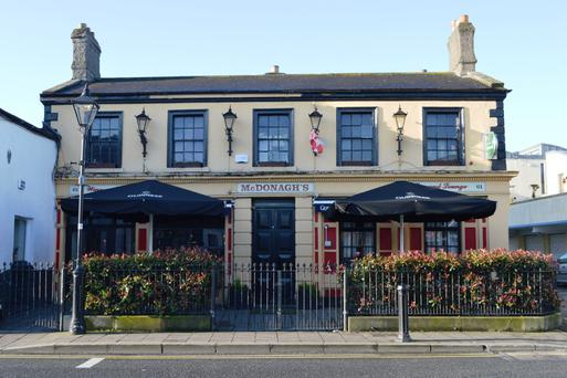 McDonagh's pub in Dalkey was one of a number of Dublin pubs which sold within the €1m-€2m price range in 2016
