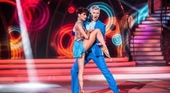 Des Bishop and Giulia Dotta on RTE's Dancing with the stars – Ireland must keep its feet amid tricky economic conditions
