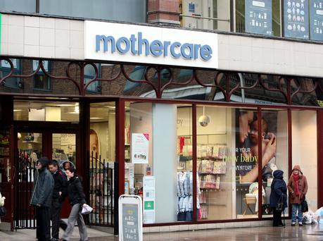 There are 15 Mothercare shops in Ireland