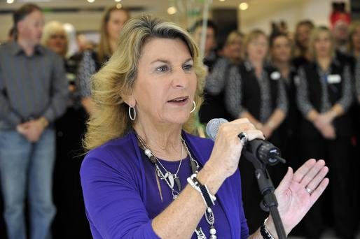 Margaret Heffernan of Dunnes