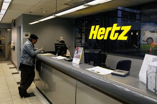 Hertz: pre-tax profits of €12.88m in 2015. Photo: Getty Images