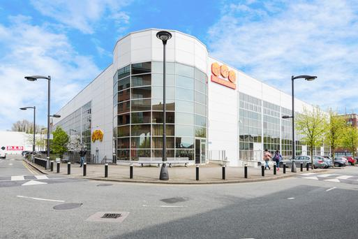 Block 5 Tallaght Retail Park was on sale originally for €1.95m
