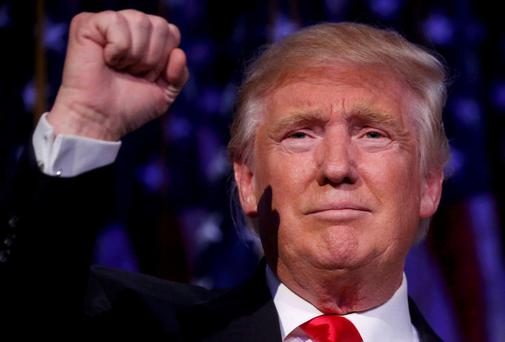 Donald Trump's election win has led to 'quite a bit of uncertainty'. Photo: Reuters