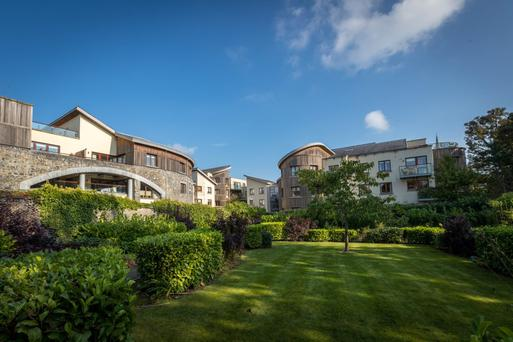 The Casino development at Malahide which has a guide price of €40m for a portfolio of 105 apartments