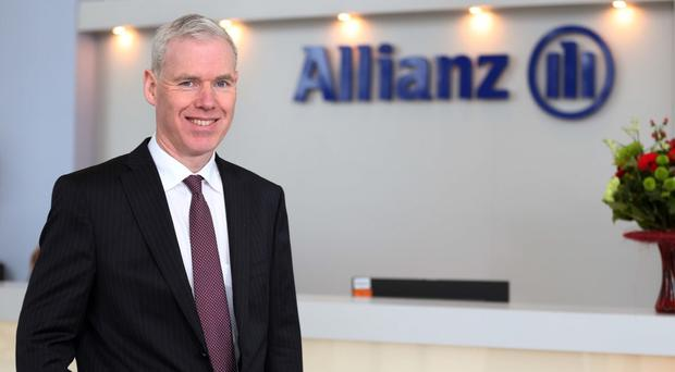 Peter Kilcullen, chief customer advocate, Allianz Ireland