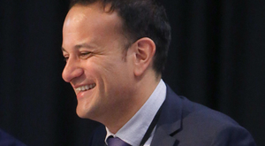 Leo Varadkar Picture: Damien Eagers