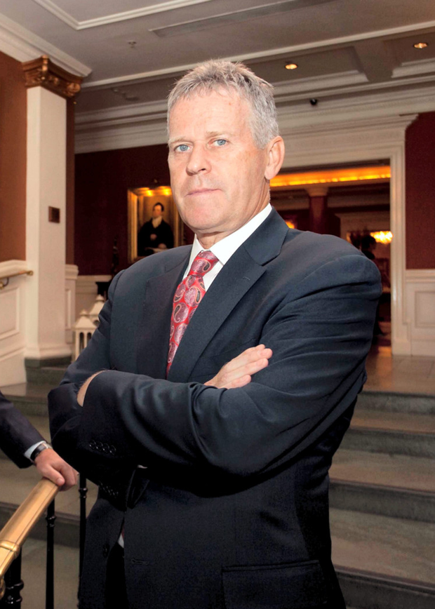 Stan McCarthy has been Kerry Group chief executive since 2008