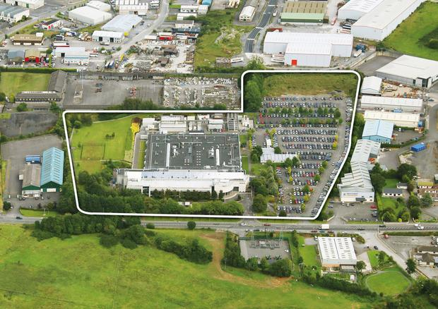 The Ericsson R&D site in Athlone, Co Westmeath, represents double the yield of Dublin