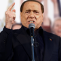 Silvio Berlusconi is a Mediolanum shareholder. Photo: Reuters
