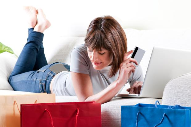 PwC survey found that 71pc of Irish consumers shop at Amazon. Stock image
