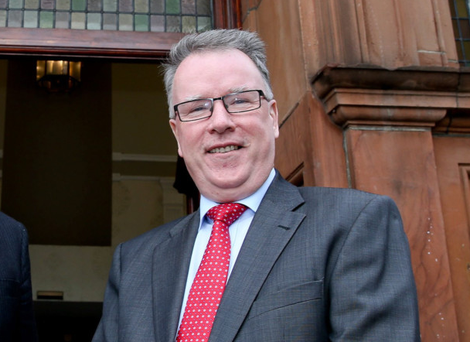 Pat McCann of Dalata Hotels has a difficult task in reading the market in the UK with Brexit on the horizon Picture: Maxwells