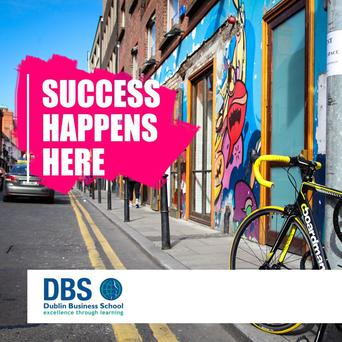 DBS's Success Starts Here campaign