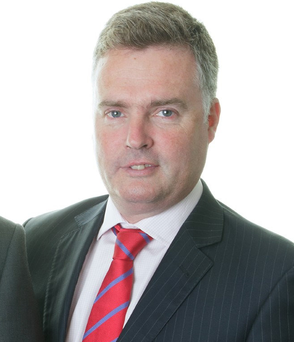 Michael Looby, co-founder of Byrne Looby