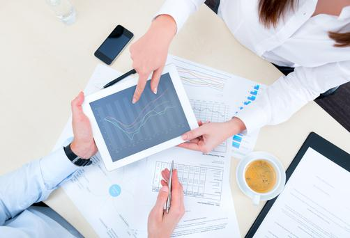 Senior level funding advice can help you raise the investment you need to grow your business. Stock image
