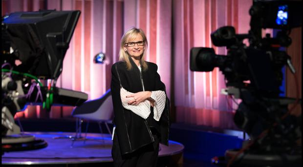 RTE's Dee Forbes has vowed the broadcaster won't be 'reckless' Photo: David Conachy