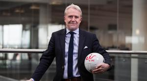 Brian Quinn, operations director of Eir Sport