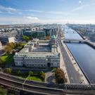 Dublin is now ranked fifth among Eurozone financial services centres, according to the latest Global Financial Centres Index
