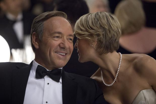 House of Cards is one of the dramas that has helped Netflix attract 94 million subscribers