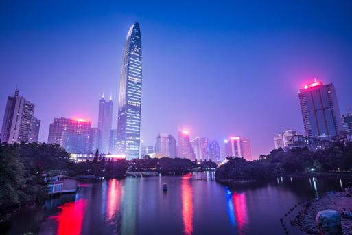 The announcement of construction of a new economic zone similar to Shenzen has sparked a flurry of activity among Chinese investors