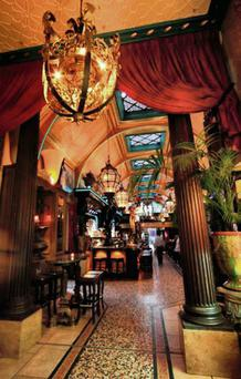 Cafe en Seine, which is part of Mercantile Entertainment