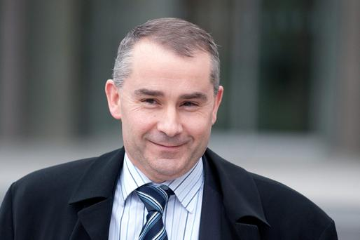 Liam McCaffrey, the chief executive of Quinn Industrial Holdings