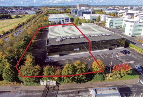 The HQ facility at Blanchardstown Corporate Park is located within a short distance of the M50, M2 and M3 motorways.