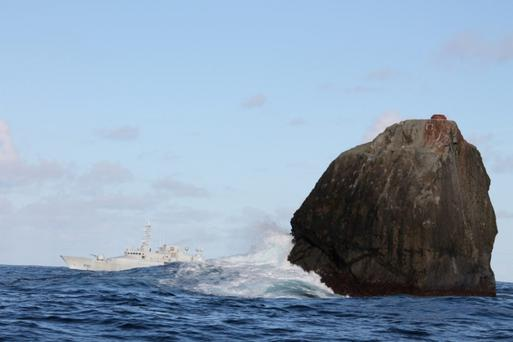 Sean O'Donoghue, of the Killybegs Fishermen's Organisation in Co Donegal, said ownership of the actual rock would not be in dispute but Brexit would create an access issue (Stock picture)