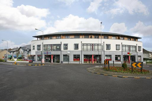 Central Point is fully occupied and delivering rent of €230,000