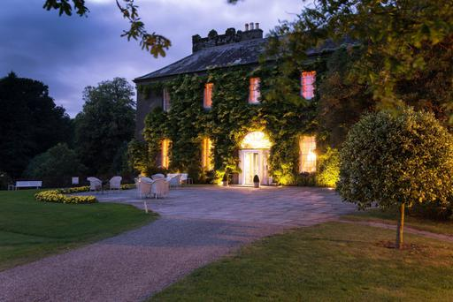 Ballymaloe Country House hotel in Co Cork, one of the many businesses run by the Allen family