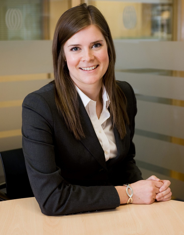 Hannah Dwyer, head of research at JLL
