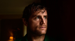 'In February the Leinster and Ireland forward signed a new contract with the IRFU which will see him [Jamie Heaslip] stay in Ireland until the 2019 World Cup.' Photo: Sportsfile
