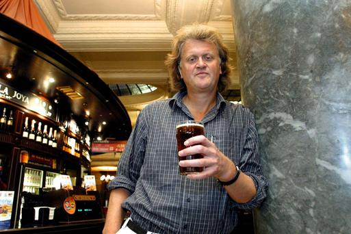 Tim Martin, chairman and founder of JD Wetherspoon which is to open a new Dublin pub