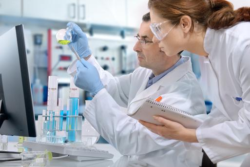 Biohaven plans to set up an Irish base for clinical trials. Stock image