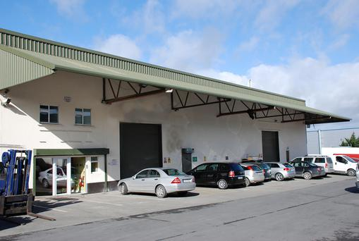 Unit 30N Greenogue Industrial Estate is available on flexible terms