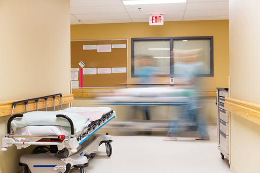 'The onerous responsibility of managing hospitals where thousands of babies are born annually has earned them a pay boost in recent year' (stock photo)