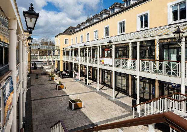 Swords Plaza was sold for €14.5m