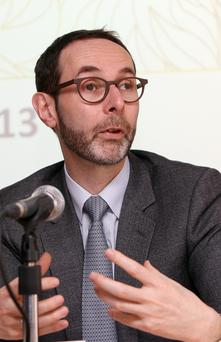 Cyril Roux of the Central Bank