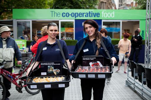 British retailer Co-op Group announced that it would adopt a British-only fresh meat policy at its 2,000 stores across the UK.