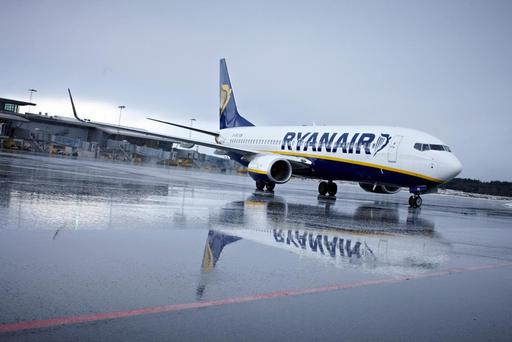 Ryanair. File photo