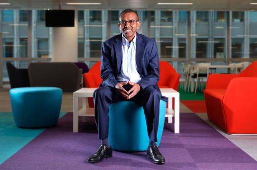 WorldRemit founder Ismail Ahmed. Photo: Chris Ratcliffe/Bloomberg