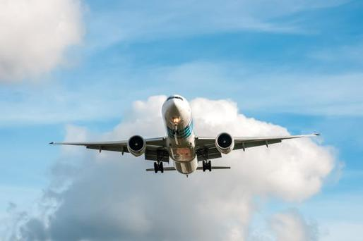 The leasing of crewed planes from another airline is a common practice in the industry. Stock image