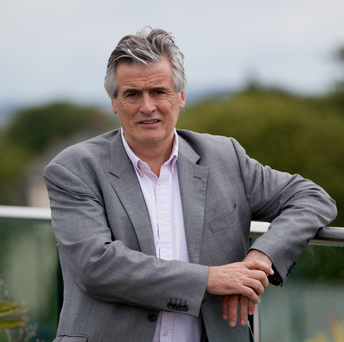 Pat Byrne, CityJet chairman and founder