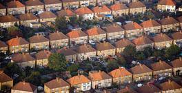 There has been a slowdown in housing price rises (stock photo)