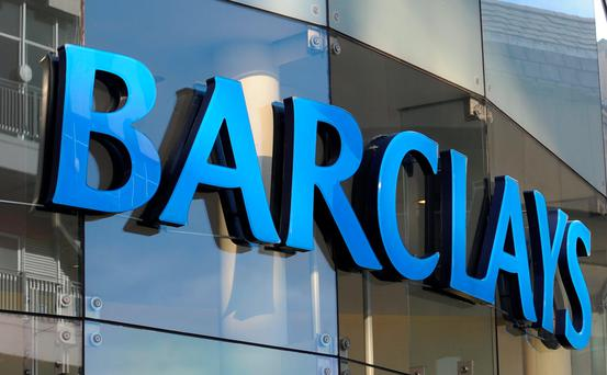 Barclays CEO fooled into comic email exchange with prankster posing as bank's chairman. Photo: PA
