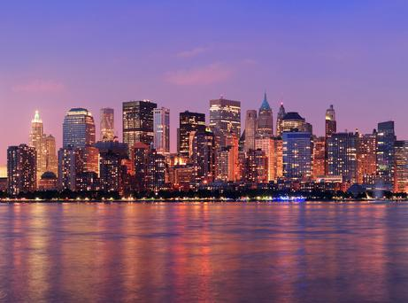 High prices in locations such as New York have lessened the attraction of property as an alternative investment for equity funds