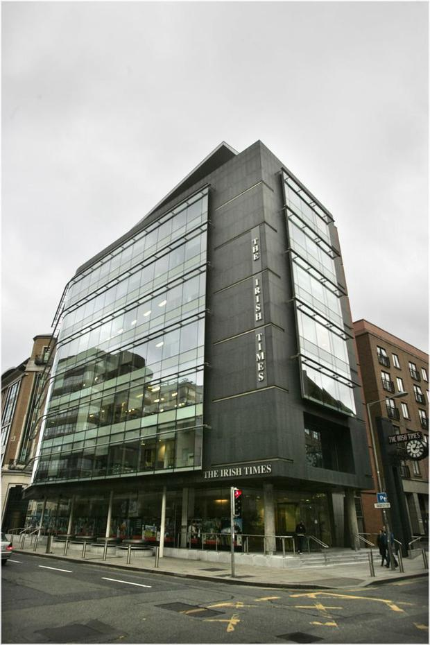 Irish Times building