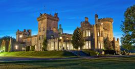 Dromoland Castle managing director Mark Nolan says it has continued to invest and is targeting an extra €500,000 a year in golf revenue