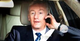 Former RBS chief executive Fred Goodwin may avoid court. Photo: PA