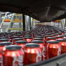 COCA-Cola employs around 522 people in Lisburn Photo: Bloomberg