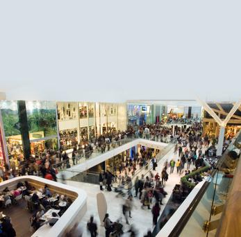 American shopping malls are coming under increasing pressure as online sales continue to grow